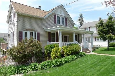 Spring Valley Single Family Home For Sale: 1 Ridge Avenue
