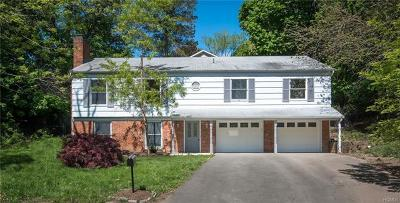 Nyack NY Single Family Home For Sale: $499,900