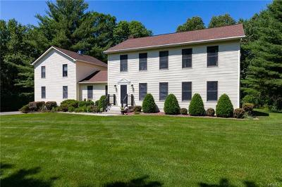 Verbank Single Family Home For Sale: 205 Cooper Drive