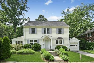 Larchmont Single Family Home For Sale: 14 Virginia Place