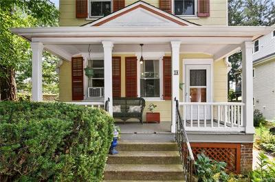 Hastings-On-Hudson Single Family Home For Sale: 16 Maple Lane