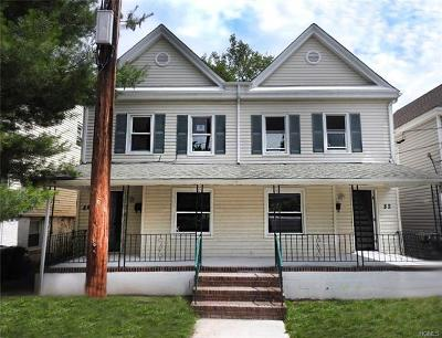 Nyack Multi Family 2-4 For Sale: 82 Brookside Avenue