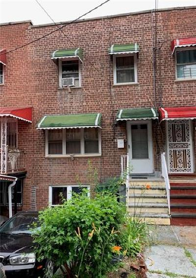 Bronx Single Family Home For Sale: 3214 Pearsall Avenue