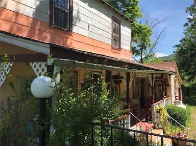 Wurtsboro Single Family Home For Sale: 7 Nissenbaum Road
