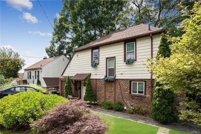 Tuckahoe Single Family Home For Sale: 69 Bella Vista Street