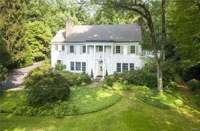 Briarcliff Manor Single Family Home For Sale: 122 River Road
