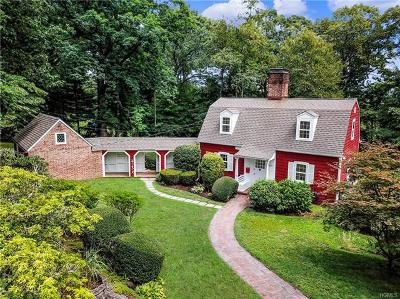 Westchester County Single Family Home For Sale: 294 Old Colony Road