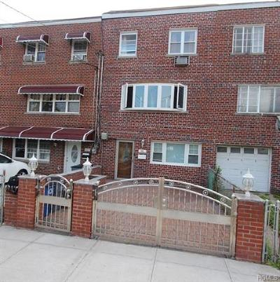 Bronx Multi Family 2-4 For Sale: 309 Hollywood Avenue