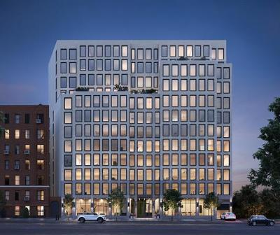 Brooklyn Condo/Townhouse For Sale: 111 Montgomery Street #2N