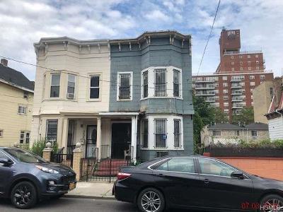 Bronx Multi Family 2-4 For Sale: 3543 Willett Avenue