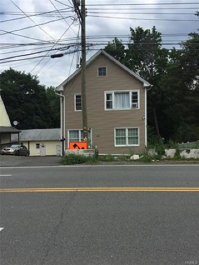 Rockland County Multi Family 2-4 For Sale: 144 Orange Turnpike
