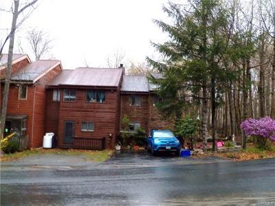 Barryville, Woodridge Single Family Home For Sale: 10 Alpine Drive