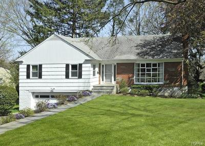 Westchester County Single Family Home For Sale: 344 Betsy Brown Road