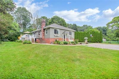 Dover Plains Single Family Home For Sale: 31 Mayflower Avenue
