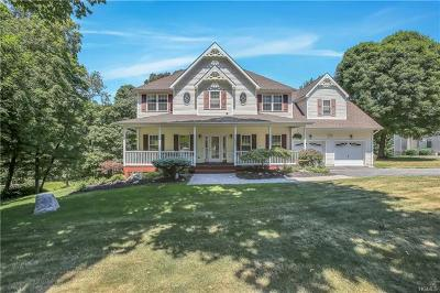 Chester Single Family Home For Sale: 505 Bull Mill Road