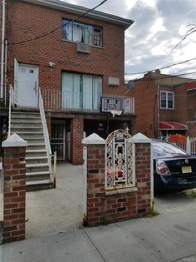 Bronx Multi Family 2-4 For Sale: 1048 East 211th Street
