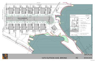 Bronx County Commercial For Sale: 1470 Outlook Avenue