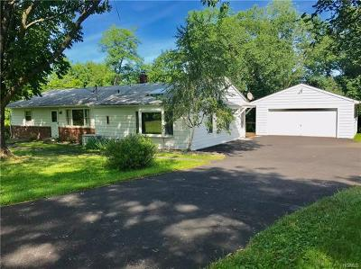 Dutchess County, Orange County, Sullivan County, Ulster County Single Family Home For Sale: 1633 Albany Post Road
