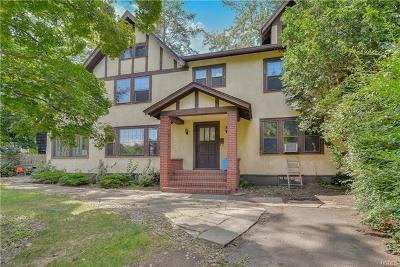 Suffern Single Family Home For Sale: 10 Memorial Drive