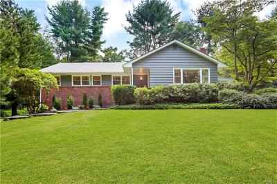 Armonk Single Family Home For Sale: 3 Armonk Heights Road