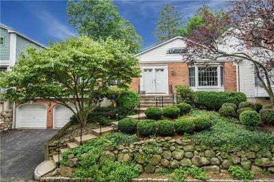 New City Single Family Home For Sale: 8 Washington Circle