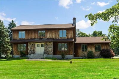 Dutchess County Single Family Home For Sale: 83 Saddle Ridge Drive