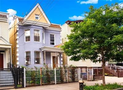 Bronx Multi Family 2-4 For Sale: 2063 Valentine Avenue