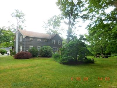 Pine Bush Single Family Home For Sale: 227 Basel Road