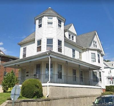 Yonkers Multi Family 2-4 For Sale: 107 Shonnard Place