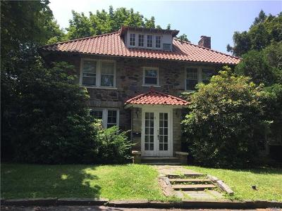 White Plains Single Family Home For Sale: 1 Highview Place