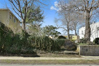 Yonkers Residential Lots & Land For Sale: 3 Horatio Street