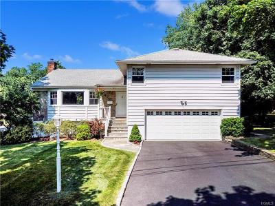 White Plains Single Family Home For Sale: 6 Cedarwood Road