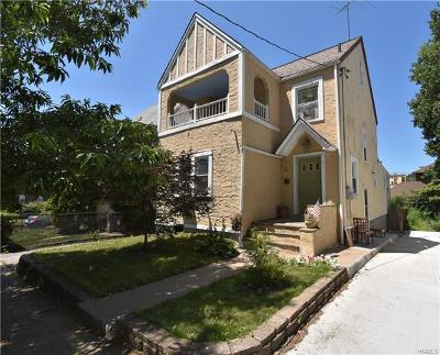 Westchester County Multi Family 2-4 For Sale: 8 Linden Avenue
