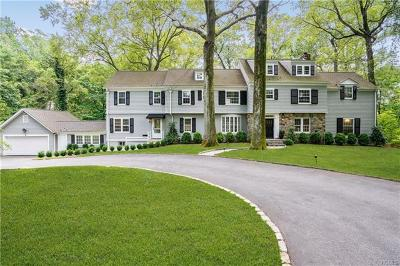 Scarsdale Single Family Home For Sale: 8 Murray Hill Road