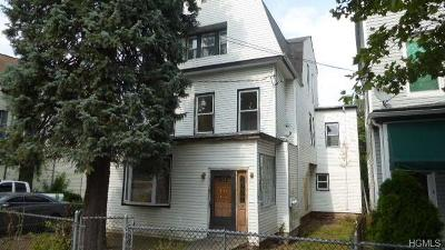 Mount Vernon Multi Family 2-4 For Sale: 109 South 1st Avenue