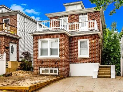 Yonkers Single Family Home For Sale: 306 Sommerville Place