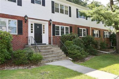 Suffern Condo/Townhouse For Sale: 54 Bon Aire Circle #D6