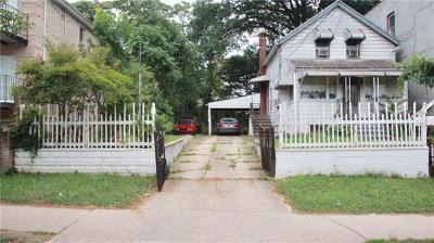 Bronx Residential Lots & Land For Sale: 2790 Sexton Place