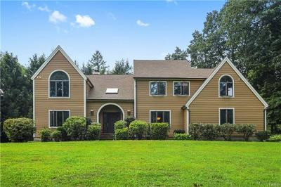 Westchester County Single Family Home For Sale: 43 Lower Salem Road