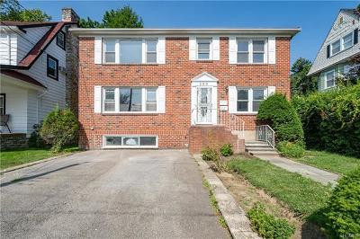 Mount Vernon Multi Family 2-4 For Sale: 360 Rich Avenue