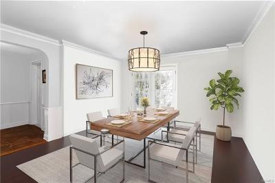 Westchester County Single Family Home For Sale: 85 Valley Terrace