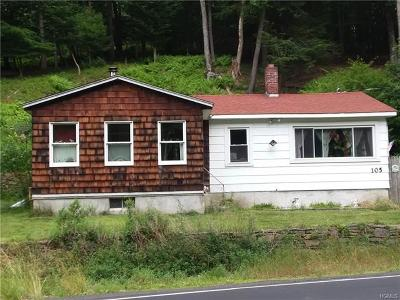 Barryville Single Family Home For Sale: 105 State Route 55