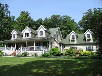 Single Family Home For Sale: 155 Shin Hollow Road