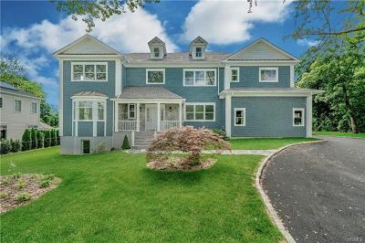 Scarsdale Single Family Home For Sale: 2 Fairway Drive