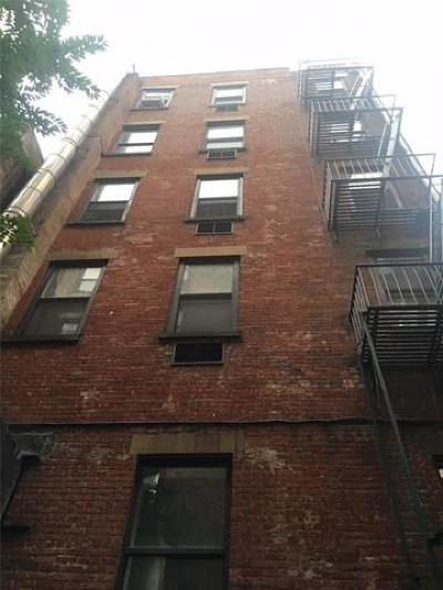 New York Multi Family 2-4 For Sale: 464 Columbus Avenue