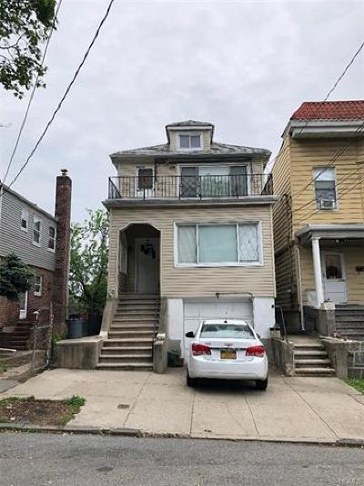 Yonkers Multi Family 2-4 For Sale: 30 Sterling Avenue