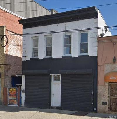 Bronx County Commercial For Sale: 4850 White Plains Road