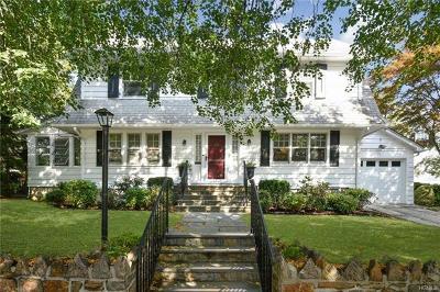 Tuckahoe Single Family Home For Sale: 100 Crestwood Avenue