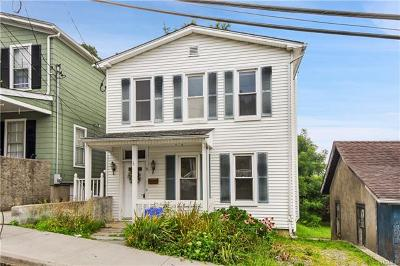 Croton-On-Hudson Single Family Home For Sale: 8 High Street