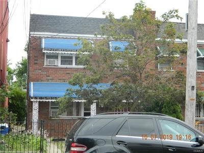 Bronx Multi Family 2-4 For Sale: 920 East 218th Street